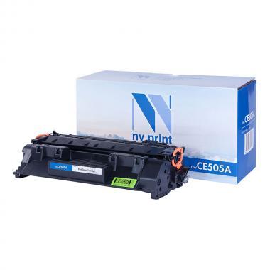 Картридж NVP совместимый NV-CE505A для HP