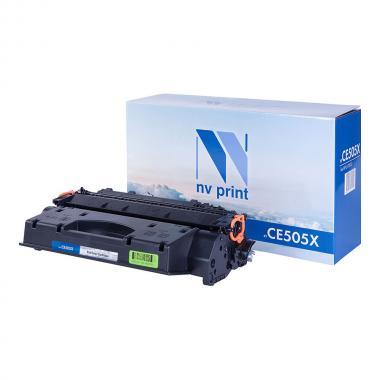 Картридж NVP совместимый NV-CE505X для HP