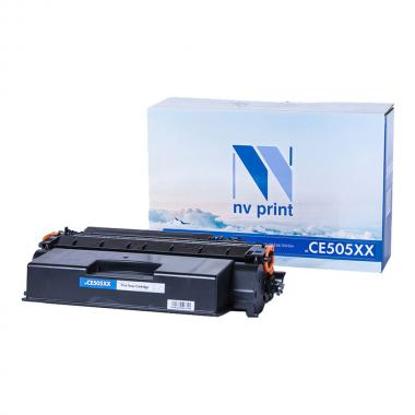 Картридж NVP совместимый NV-CE505XX для HP