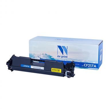 Картридж NVP совместимый NV-CF217A для HP (БЕЗ ЧИПА, БЕЗ ГАРАНТИИ) [NV-CF217ANC]