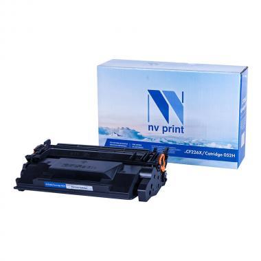 Картридж NVP совместимый NV-CF226X/NV-052H для HP и Canon [NV-CF226X/Canon 052H]
