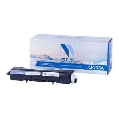 Картридж NVP совместимый NV-CF233A для HP