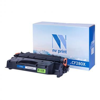 Картридж NVP совместимый NV-CF280X для HP