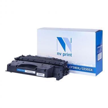 Картридж NVP совместимый NV-CF280X/CE505X для HP