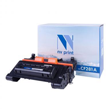 Картридж NVP совместимый NV-CF281A для HP