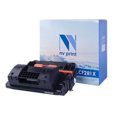 Картридж NVP совместимый NV-CF281X для HP