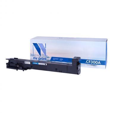Картридж NVP совместимый NV-CF300A для HP, черный [NV-CF300ABk]