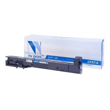 Картридж NVP совместимый NV-CF311A для HP, голубой [NV-CF311AC]