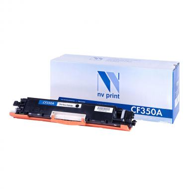 Картридж NVP совместимый NV-CF350A для HP, черный [NV-CF350ABk]