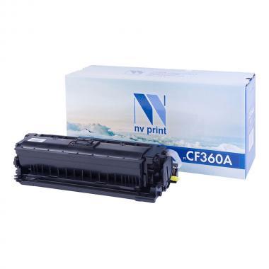 Картридж NVP совместимый NV-CF360A для HP, черный [NV-CF360ABk]