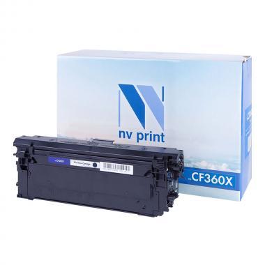 Картридж NVP совместимый NV-CF360X для HP, черный [NV-CF360XBk]