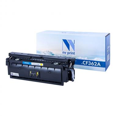 Картридж NVP совместимый NV-CF362A для HP, желтый [NV-CF362AY]