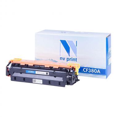 Картридж NVP совместимый NV-CF380A для HP, черный [NV-CF380ABk]