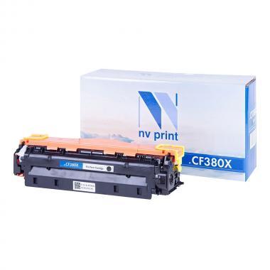 Картридж NVP совместимый NV-CF380X для HP, черный [NV-CF380XBk]