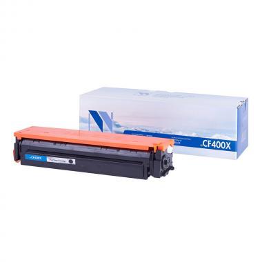 Картридж NVP совместимый NV-CF400X для HP, черный [NV-CF400XBk]
