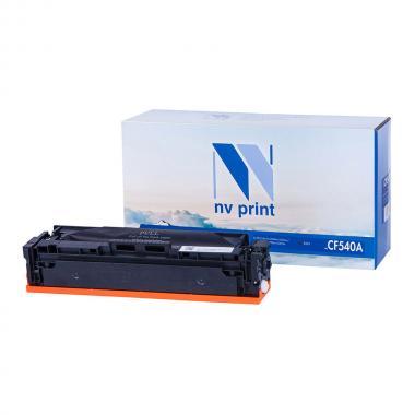 Картридж NVP совместимый NV-CF540A для HP, черный [NV-CF540ABk]