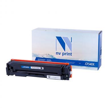 Картридж NVP совместимый NV-CF540X для HP, черный [NV-CF540XBk]