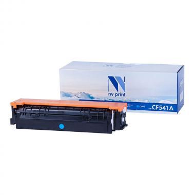 Картридж NVP совместимый NV-CF541A для HP, голубой [NV-CF541AC]