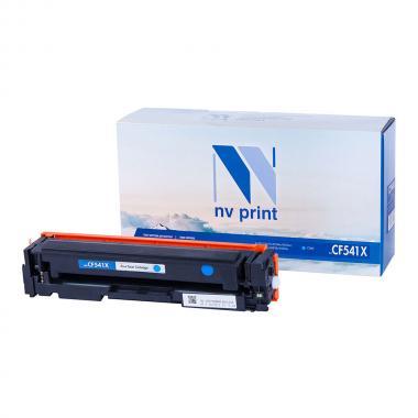 Картридж NVP совместимый NV-CF541X для HP, голубой [NV-CF541XC]