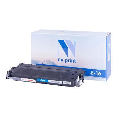 Картридж NVP совместимый NV-E-16 для Canon [NV-E16]