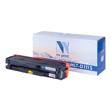 Картридж NVP совместимый NV-MLT-D111S для Samsung [NV-MLTD111S]