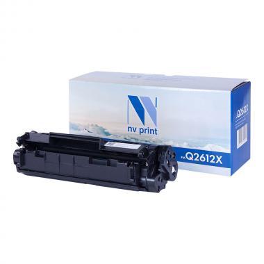Картридж NVP совместимый NV-Q2612X для HP