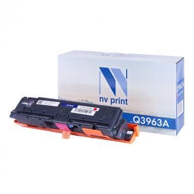 Картридж NVP совместимый NV-Q3963A для HP, пурпурный [NV-Q3963AM]