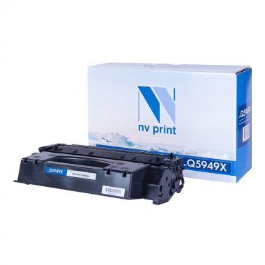 Картридж NVP совместимый NV-Q5949X для HP