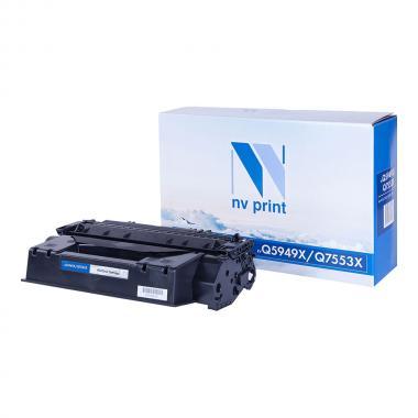 Картридж NVP совместимый NV-Q5949X/Q7553X для HP