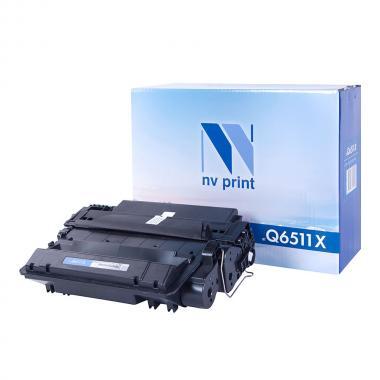 Картридж NVP совместимый NV-Q6511X для HP