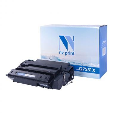 Картридж NVP совместимый NV-Q7551X для HP