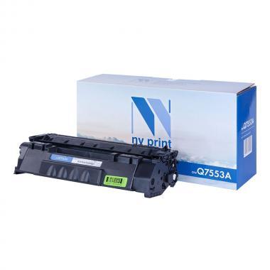 Картридж NVP совместимый NV-Q7553A для HP