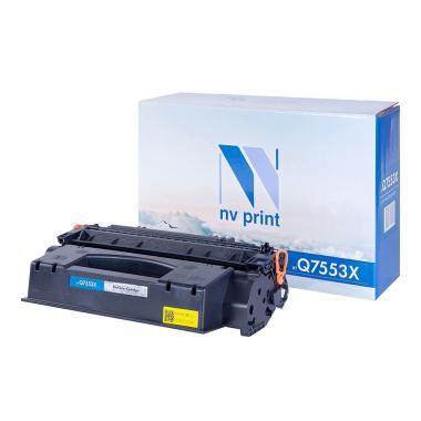 Картридж NVP совместимый NV-Q7553X для HP
