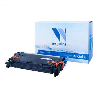 Картридж NVP совместимый NV-Q7561A для HP, голубой [NV-Q7561AC]