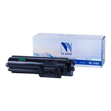 Картридж NVP совместимый NV-TK-1160 для Kyocera (БЕЗ ЧИПА) [NV-TK1160NC]