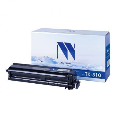 Картридж NVP совместимый NV-TK-510 для Kyocera, черный [NV-TK510Bk]