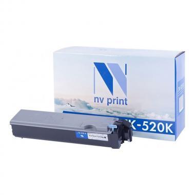 Картридж NVP совместимый NV-TK-520 для Kyocera, черный [NV-TK520Bk]
