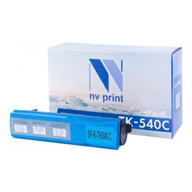 Картридж NVP совместимый NV-TK-540 для Kyocera, голубой [NV-TK540C]