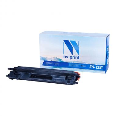Картридж NVP совместимый NV-TN-135T для Brother, черный [NV-TN135TBk]