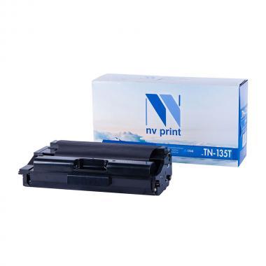 Картридж NVP совместимый NV-TN-135T для Brother, голубой [NV-TN135TC]