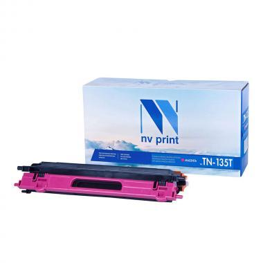 Картридж NVP совместимый NV-TN-135T для Brother, пурпурный [NV-TN135TM]