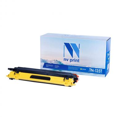 Картридж NVP совместимый NV-TN-135T для Brother, желтый [NV-TN135TY]