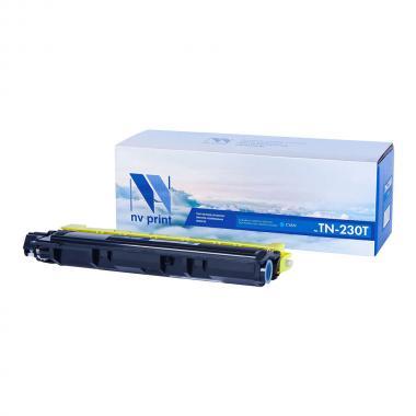Картридж NVP совместимый NV-TN-230T для Brother, голубой [NV-TN230TC]