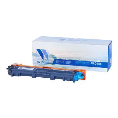Картридж NVP совместимый NV-TN-241T для Brother, голубой [NV-TN241TC]