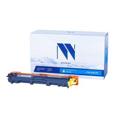 Картридж NVP совместимый NV-TN-241T для Brother, желтый [NV-TN241TY]