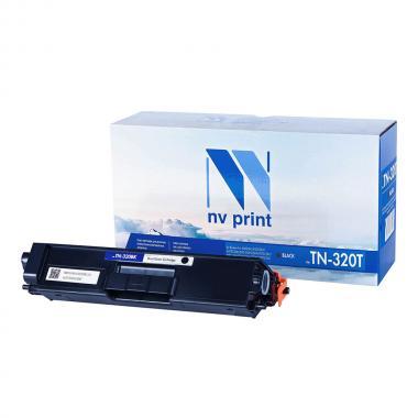 Картридж NVP совместимый NV-TN-320T для Brother, черный [NV-TN320TBk]