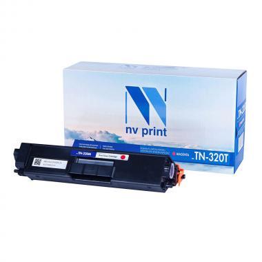Картридж NVP совместимый NV-TN-320T для Brother, пурпурный [NV-TN320TM]