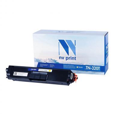 Картридж NVP совместимый NV-TN-320T для Brother, желтый [NV-TN320TY]