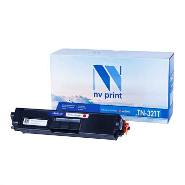 Картридж NVP совместимый NV-TN-321T для Brother, пурпурный [NV-TN321TM]