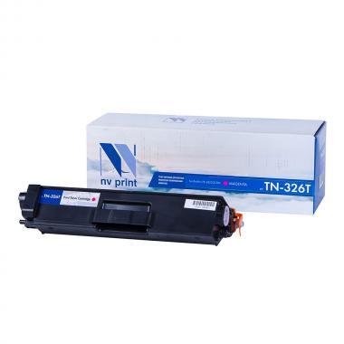 Картридж NVP совместимый NV-TN-326T для Brother, пурпурный [NV-TN326TM]